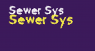 Sewer Sys