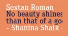 Sextan Roman