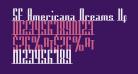 SF Americana Dreams Upright