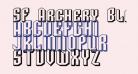 SF Archery Black SC Shaded