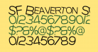 SF Beaverton SC Light
