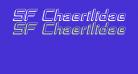 SF Chaerilidae Shaded Oblique