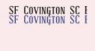 SF Covington SC Bold