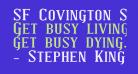 SF Covington SC Exp Bold