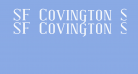 SF Covington SC Exp