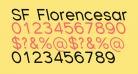 SF Florencesans Rev Italic