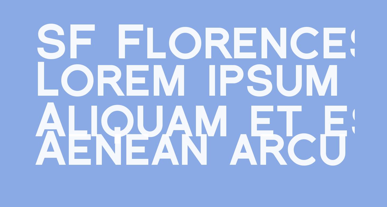 SF Florencesans SC Black