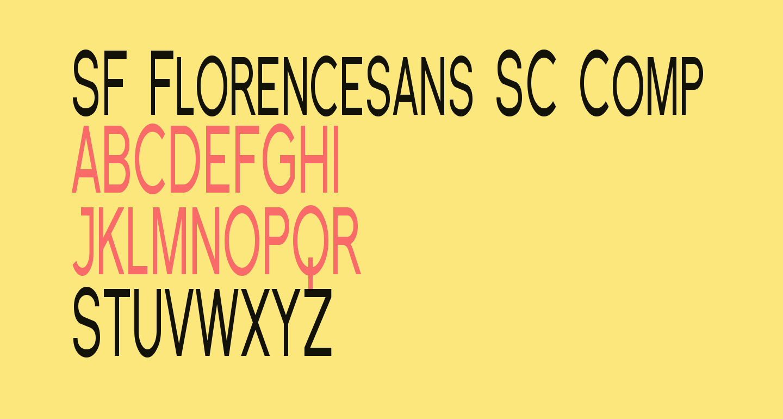 SF Florencesans SC Comp