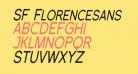 SF Florencesans SC Cond Italic