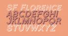 SF Florencesans SC Shaded Italic