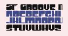 SF Groove Machine ExtUpright Bold