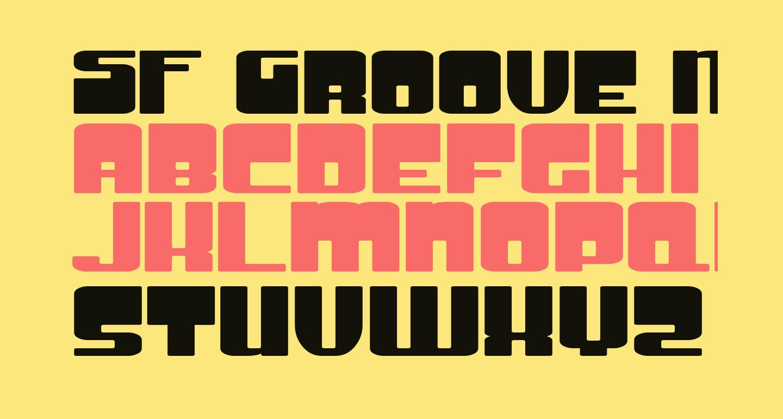 SF Groove Machine ExtUpright