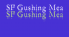 SF Gushing Meadow