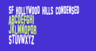 SF Hollywood Hills Condensed