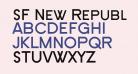 SF New Republic SC Bold