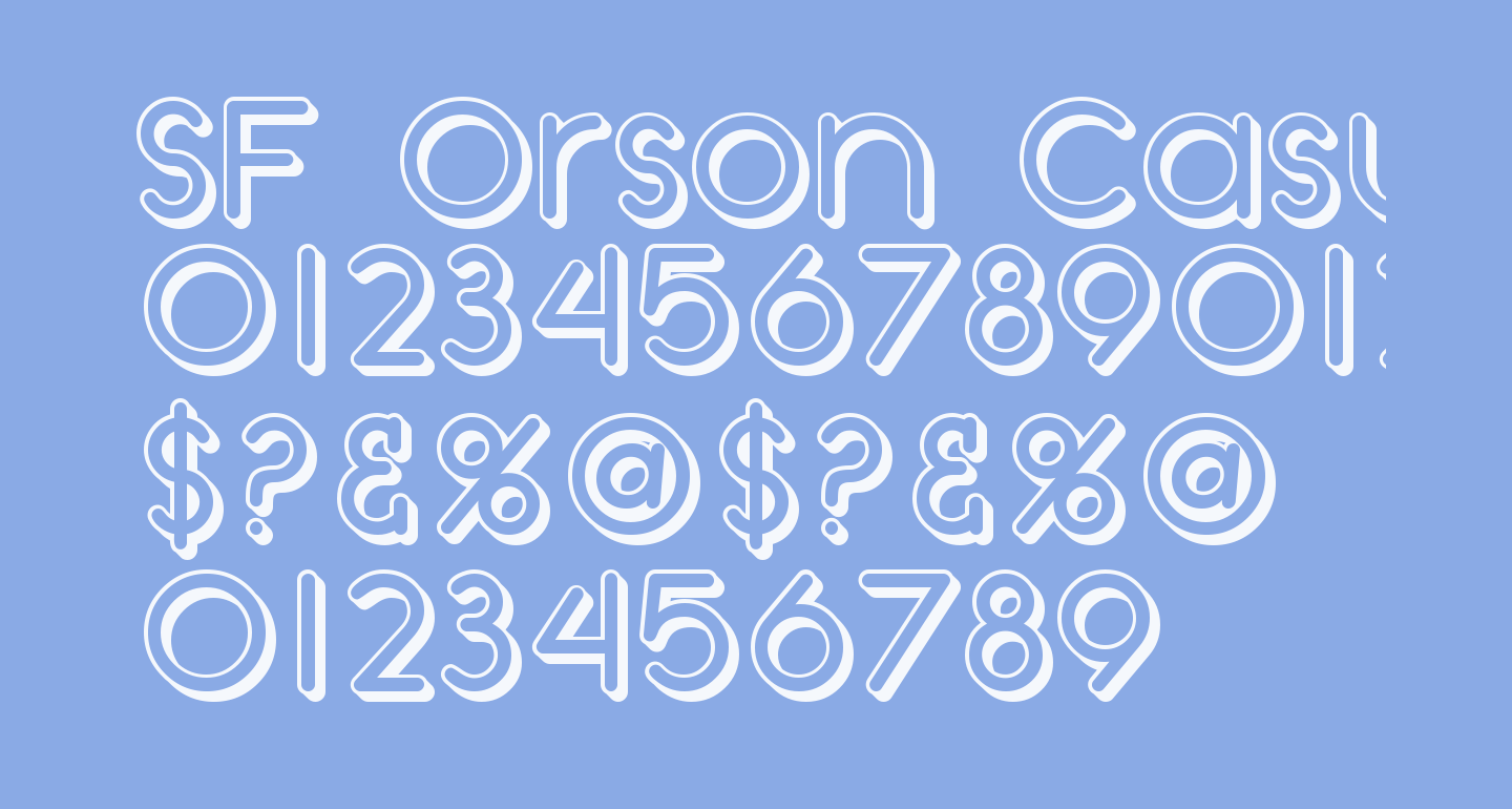 SF Orson Casual Shaded