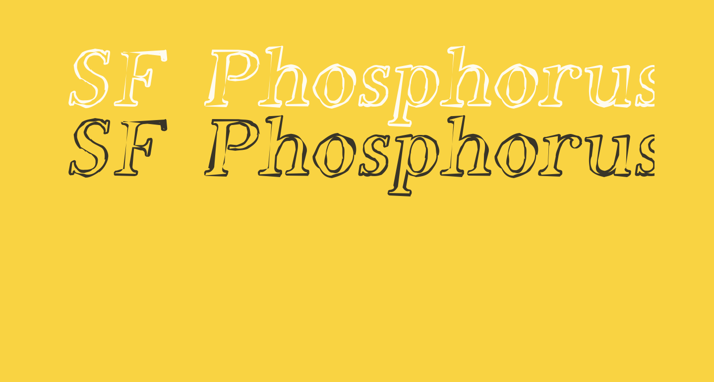 SF Phosphorus Oxide