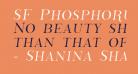 SF Phosphorus Sulphide