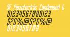SF Piezolectric Condensed Oblique