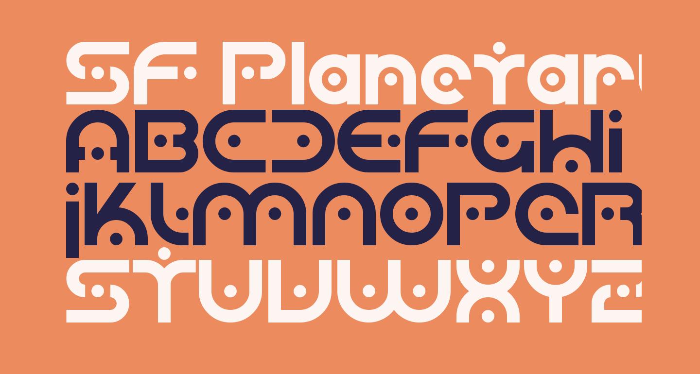 SF Planetary Orbiter