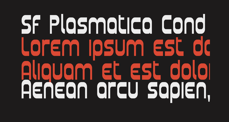 SF Plasmatica Cond