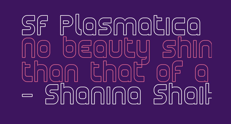 SF Plasmatica Outline