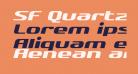 SF Quartzite Extended Oblique