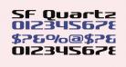 SF Quartzite Extended