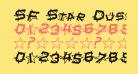 SF Star Dust Italic