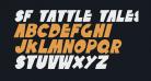 SF Tattle Tales Italic