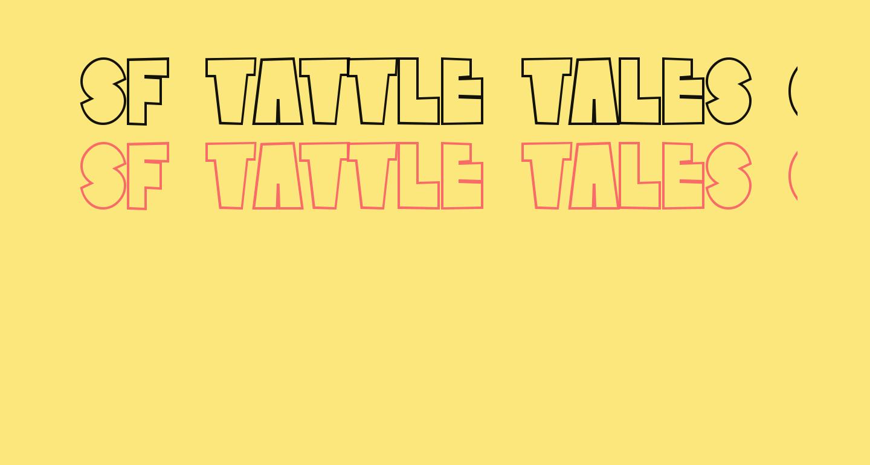 SF Tattle Tales Outline