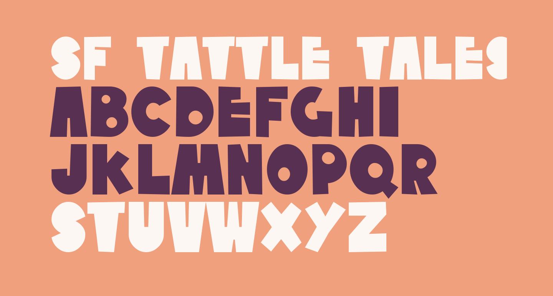 SF Tattle Tales