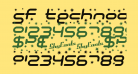 SF Technodelight Italic
