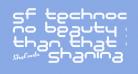 SF Technodelight NS Bold