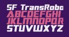 SF TransRobotics Extended Oblique
