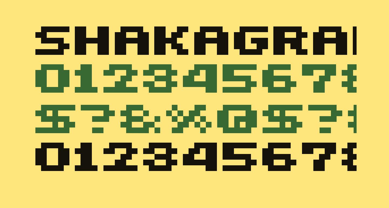 SHAKAGRAPHICS 14