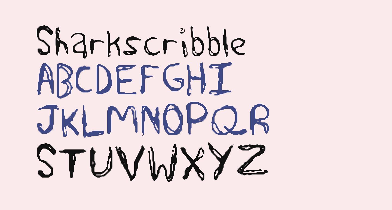 Sharkscribble