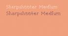 Sharpshooter Medium