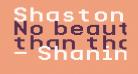 Shaston Hi 320