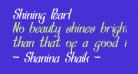 Shining Pearl