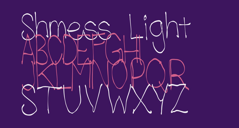 Shmess Light