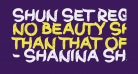 Shun Set Regular