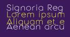 Signoria Regular