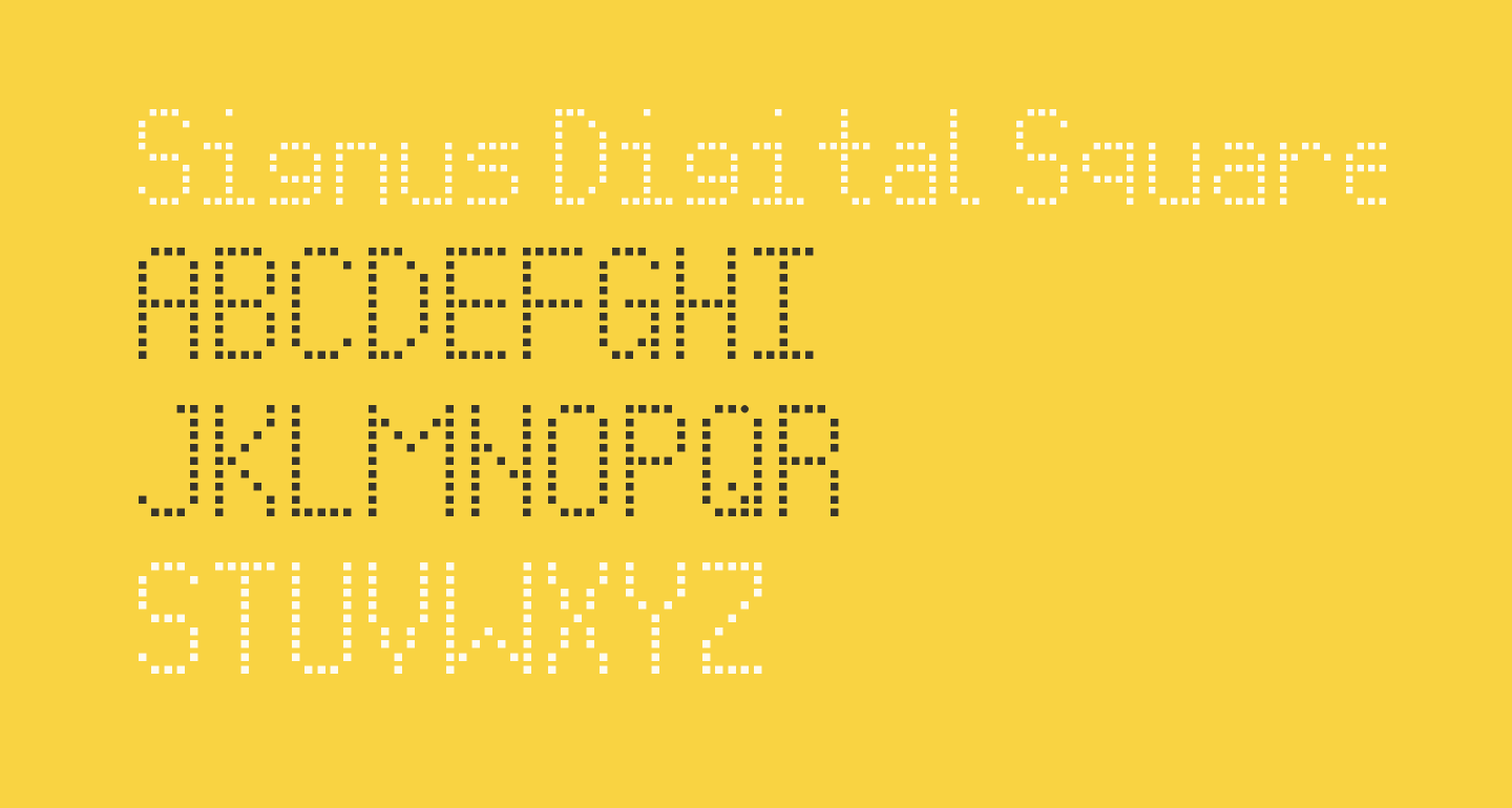 Signus Digital Square NBP