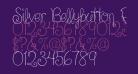 Silver Bellybutton Ring Reg