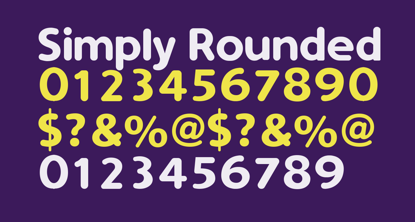 Simply Rounded