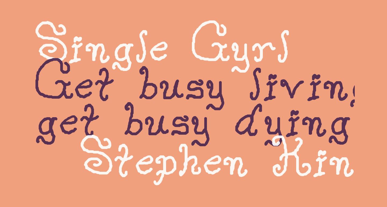 Single Gyrl