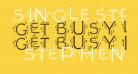 Single Stroke
