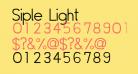 Siple Light