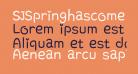 SJSpringhascome